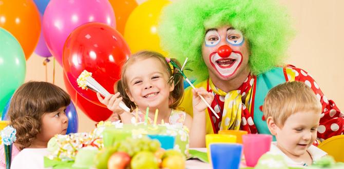 Organiza tus fiestas infantiles en Valencia y completalo con animacion para niños