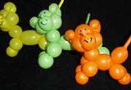Globoflexia para fiestas de niños