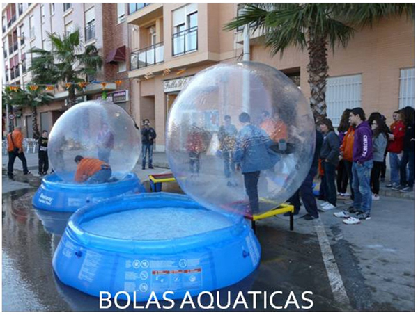 Bolas Acuaticas